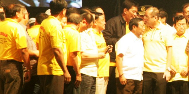 Gov. Espino supports PNoy's new partnership campaign